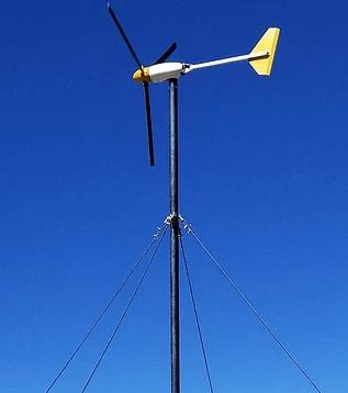 Wind Turbine Work
