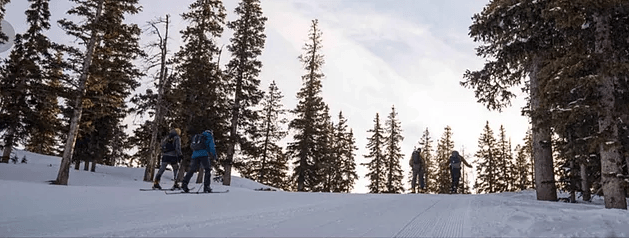 Uphill Access