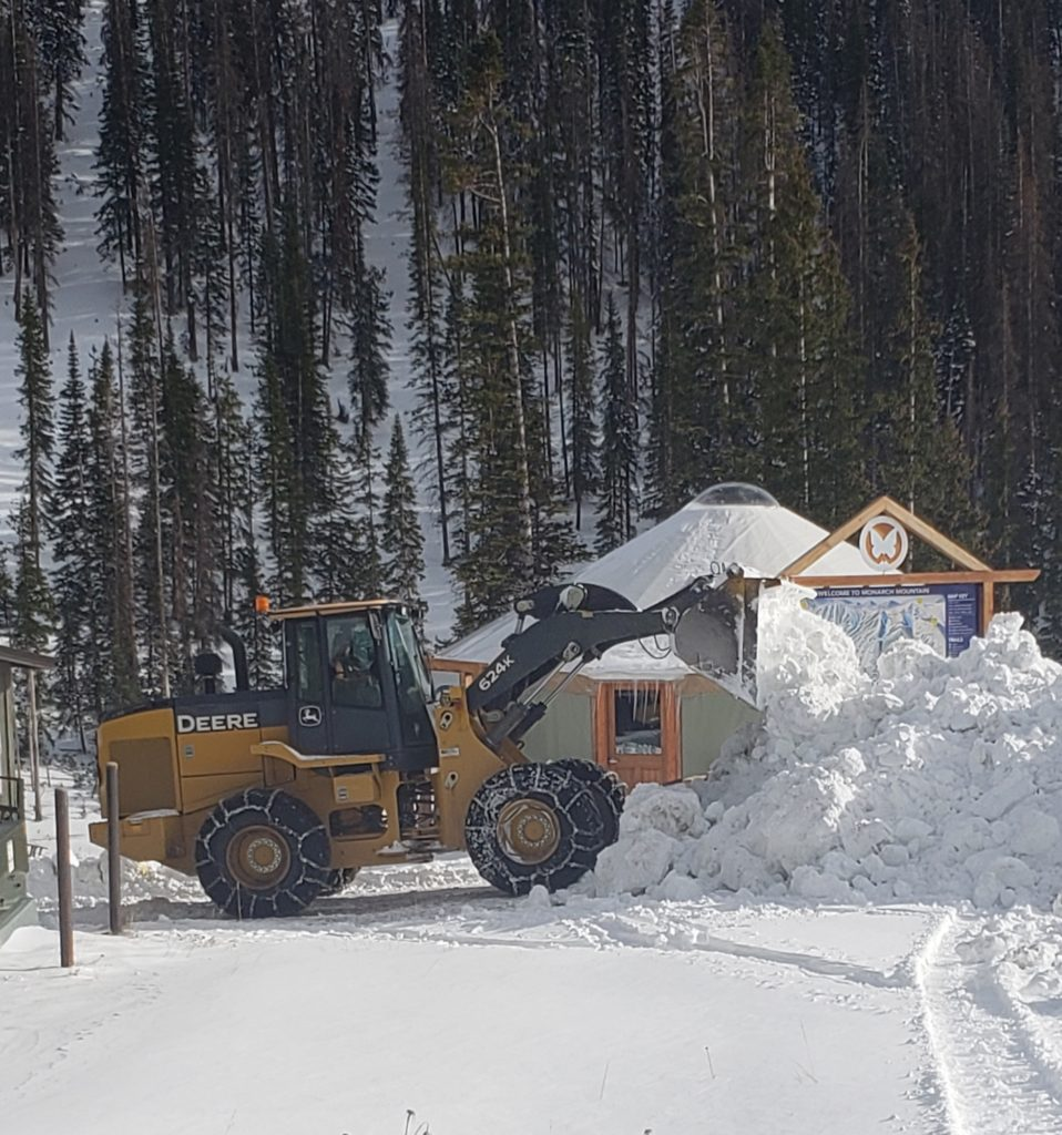 Snow Harvest