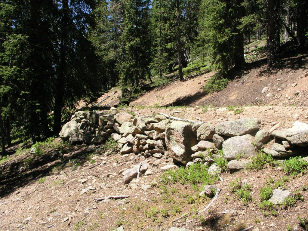 Old, Old Monarch Pass