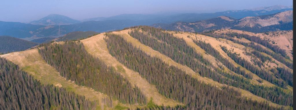 Pano Ridge