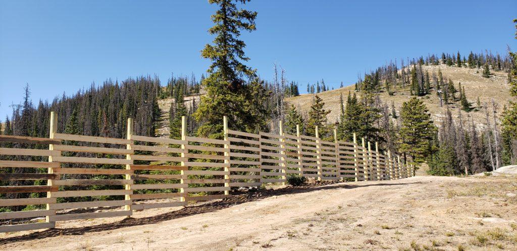 More Fences