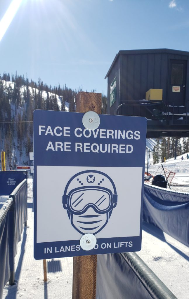 Face Coverings are Required