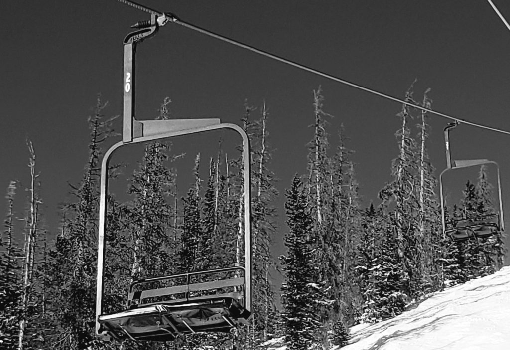 Number 20 and 21 lift chairs