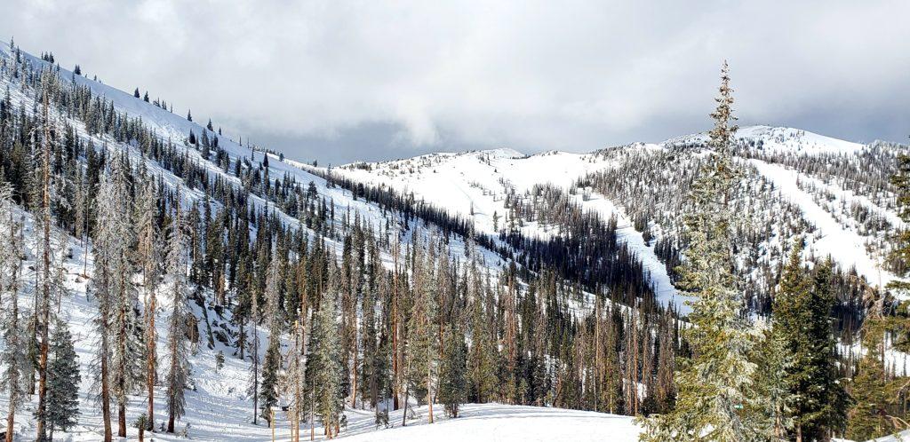 Pano ridge and breezeway